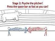 Безумный бейсбольный маньяк