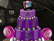Страшный торт