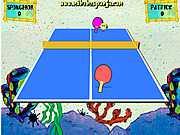 Настольный теннис Спан-Боба