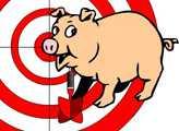 Цель свинья