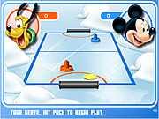 Воздушный хоккей Дисней