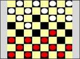 Разные шашки