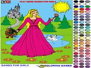 Цветная принцесса 2