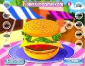 Сделай свой гамбургер