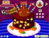 Благодарственный торт