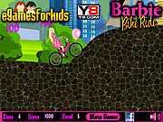 Покатушки Барби