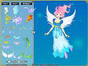 Подводная фея