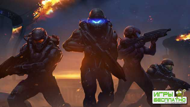 Патч для Halo 5: Guardians будет весить 9 Гб