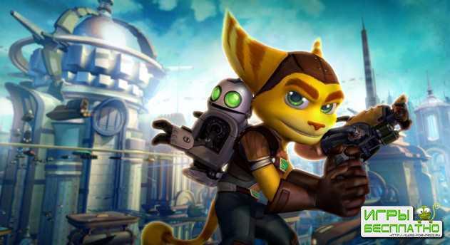 40 минут геймплея Ratchet & Clank