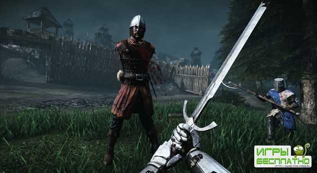 Chivalry: Medieval Warfare идет на консоли