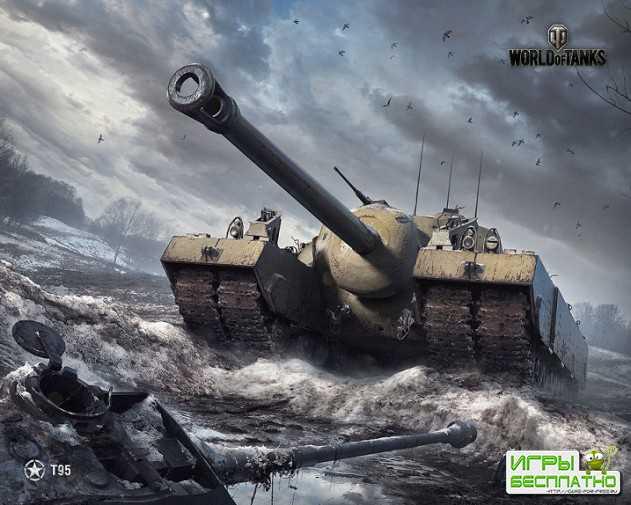 Открытое бета-тестирование World of Tanks на PS4 пройдет с 4 по 6 декабря