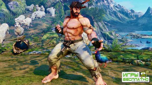 Анонсированы Street Fighter 5 — The Volcanic Edition и The Valuable Edition