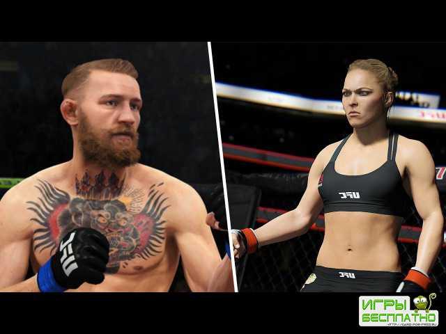 EA Sports UFC 2 выйдет 15 марта