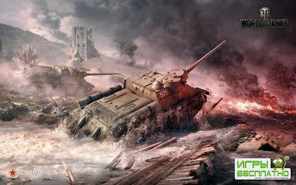 Дата релиза World of Tanks для PlayStation 4