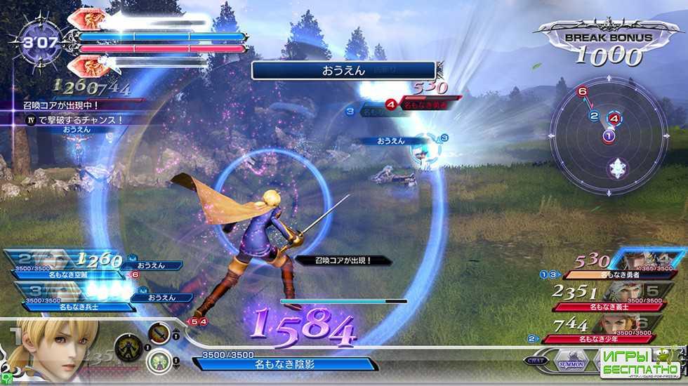 Square Enix впервые показала Рамзу в качестве играбельного персонажа Dissid ...
