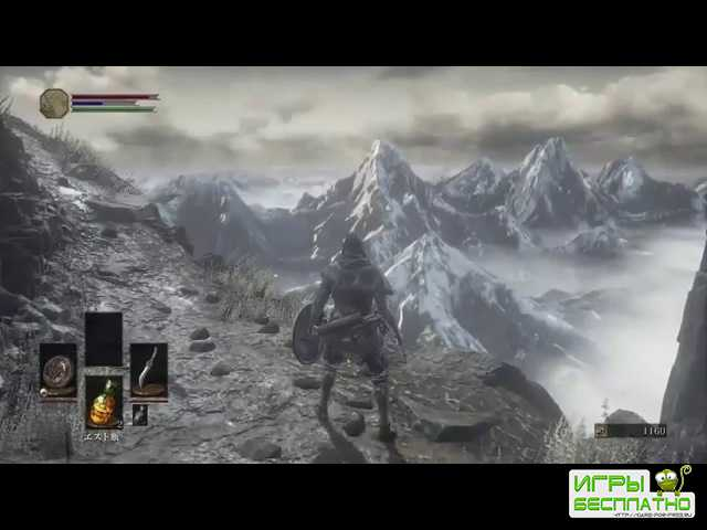 Новая демонстрация игрового процесса Dark Souls 3