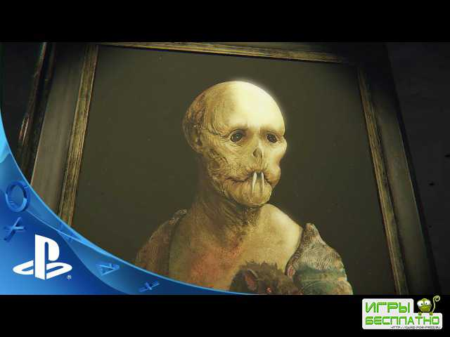 Демонстрация геймплея хоррора Layers of Fear в версии для PlayStation 4