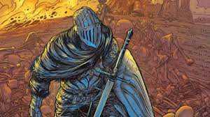 Комикс Dark Souls раскупили за день