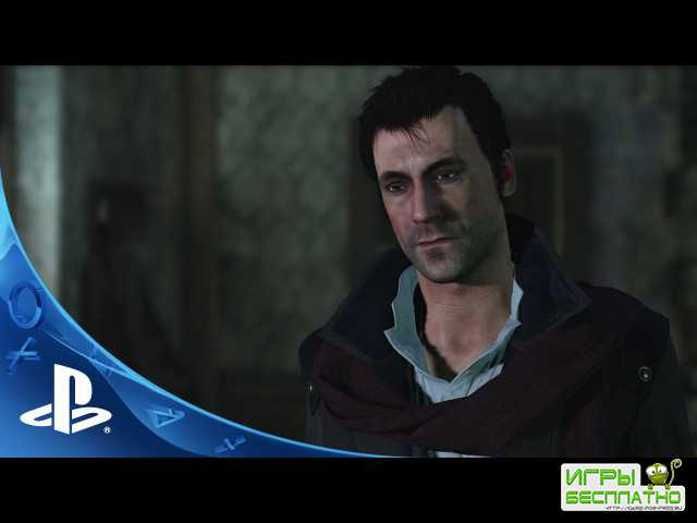 Демонстрация игрового процесса детективного квеста Sherlock Holmes: The Dev ...