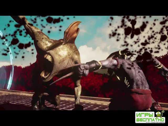 Релизный трейлер Shadow Of The Beast