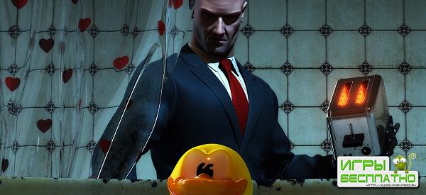 Io-Interactive рассматривала возможность выпуска обновленной Hitman: Blood  ...