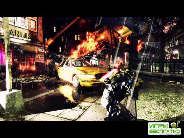 Новый геймплейный трейлер многопользовательской игры Umbrella Corps