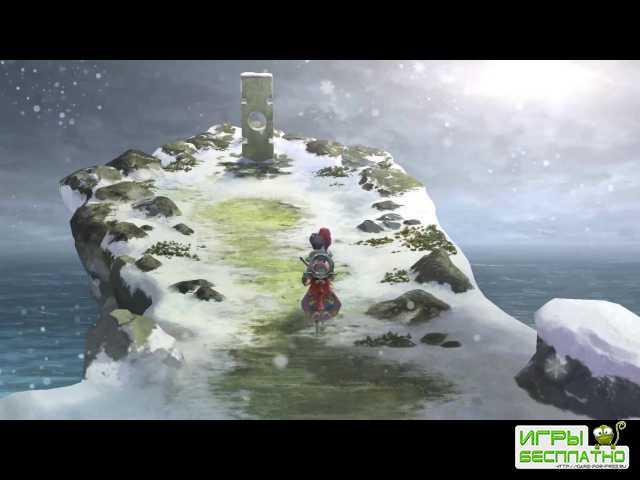 Трейлер ролевой игры I Am Setsuna, приуроченный к выставке E3 2016