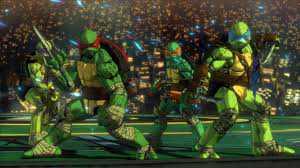 Геймплей Teenage Mutant Ninja Turtles : Mutants in Manhattan