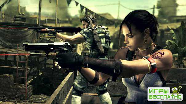 Resident Evil 5 выйдет на PS4 и Xbox One 28 июня
