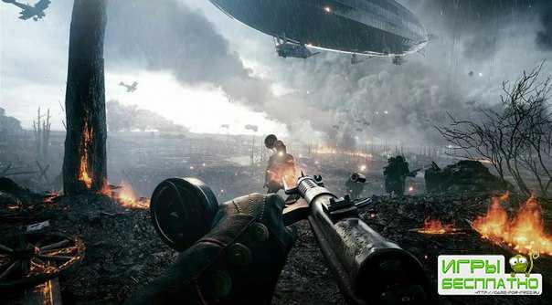 Battlefield 1 отказалась от русских