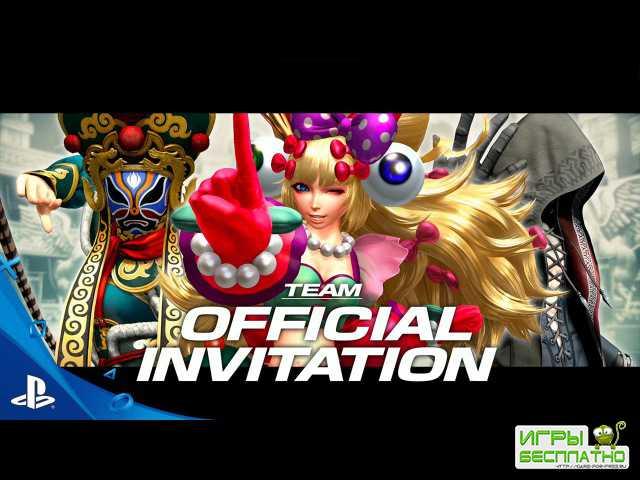 Новый трейлер файтинга The King of Fighters XIV