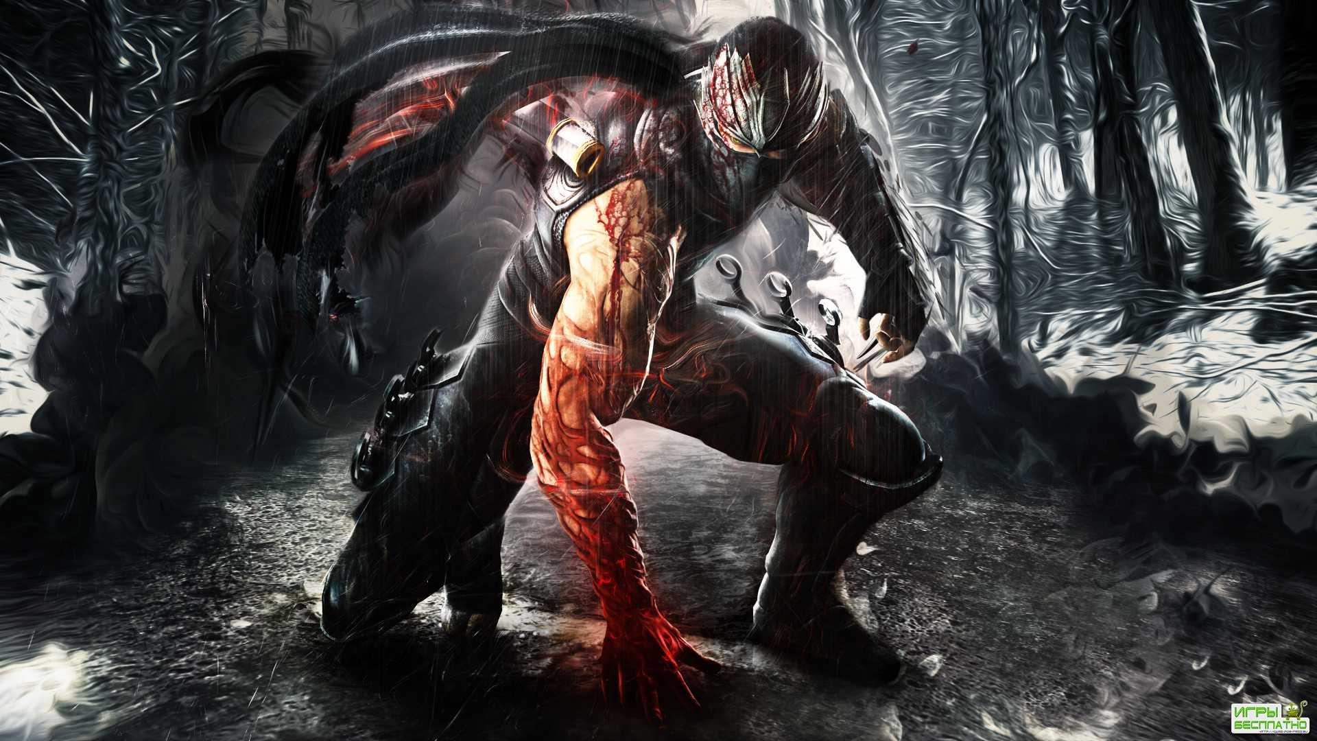 Новый проект, связанный с серией Ninja Gaiden находится в разработке