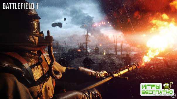 Бета-тест Battlefield 1 стартует в конце августа