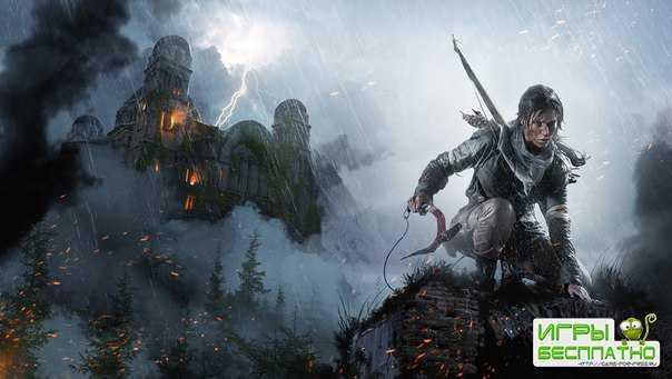 Rise of the Tomb Raider получит поддержку PlayStation VR и кооперативный ре ...