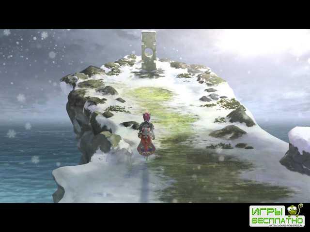 Релизный трейлер японской ролевой игры I Am Setsuna