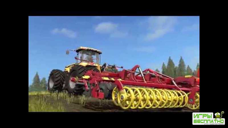 Farming Simulator 17 - From seed to harvest