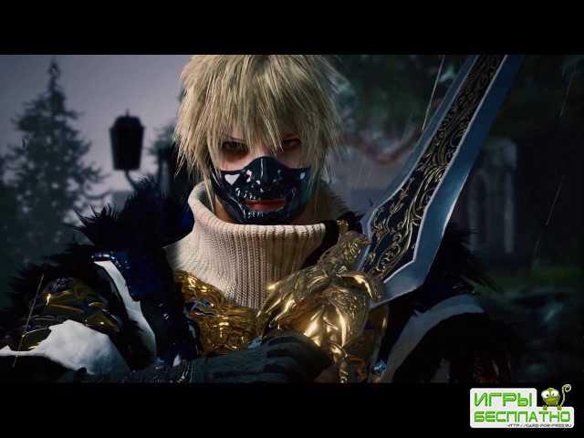 Игра Lost Soul Aside была создана под влиянием Final Fantasy XV и Ninja Gai ...