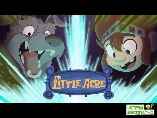 Анонс приключенческой игры The Little Acre