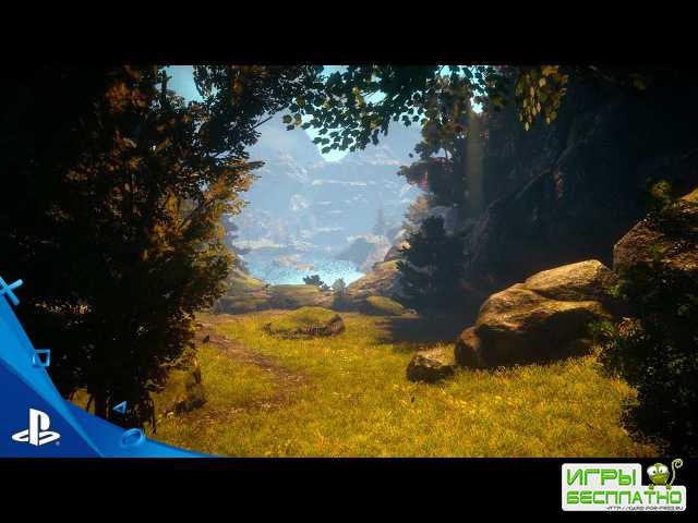 Новый трейлер приключенческого экшена Valley