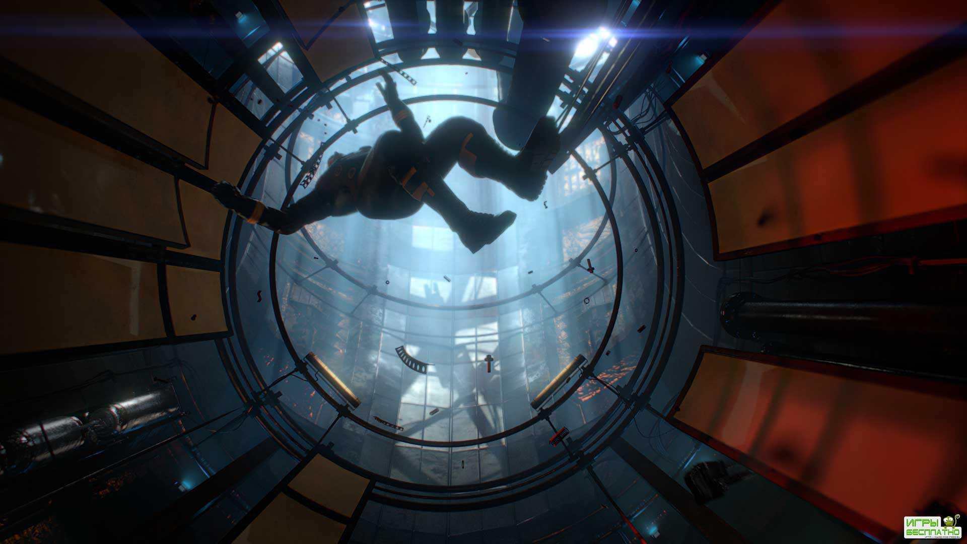 Ролик с геймплеем научно-фантастического экшена Prey