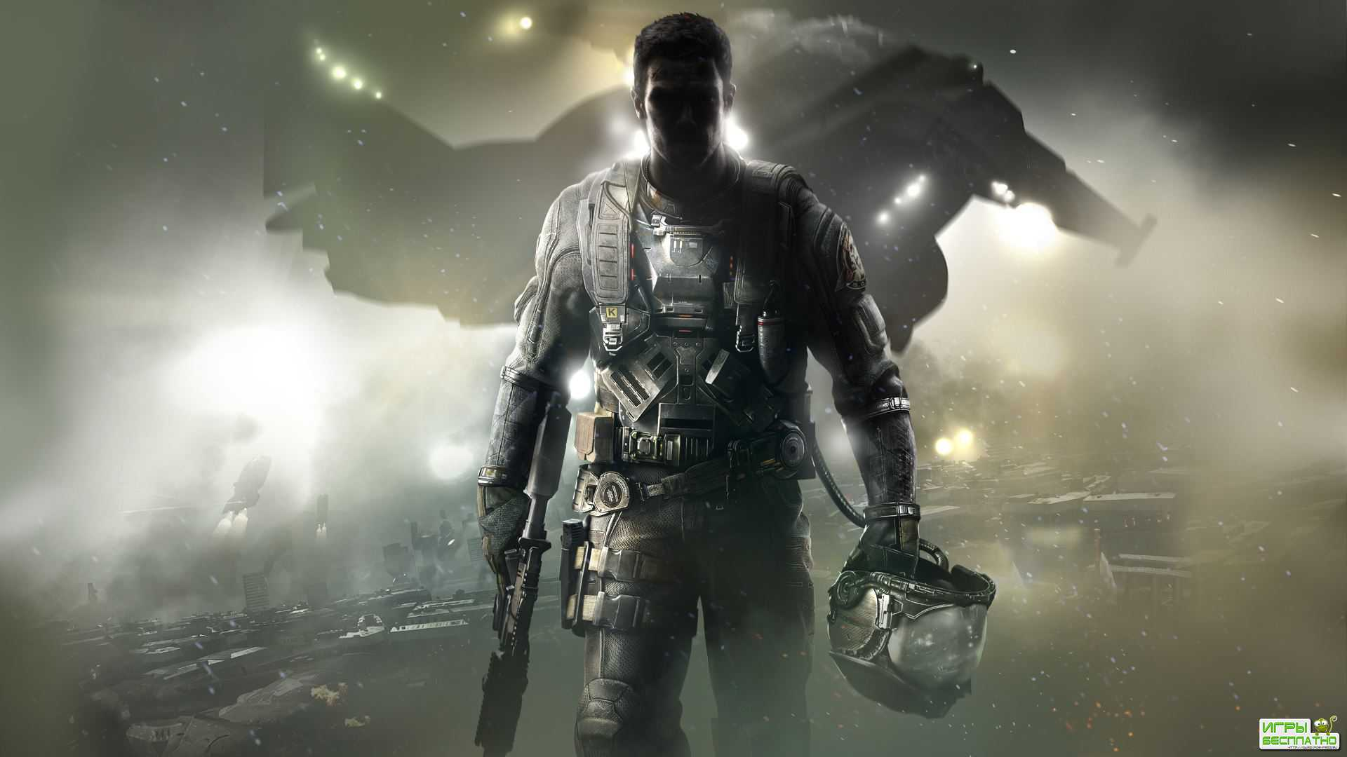 Call of Duty: Infinite Warfare станет серией