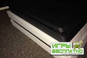 Видеоролик с распаковкой PS4 Slim