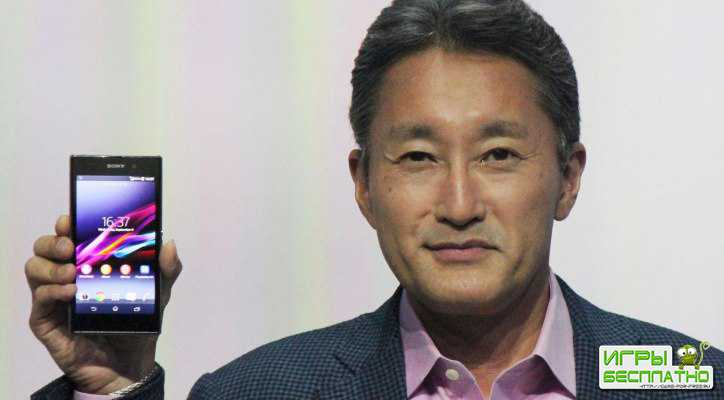 Sony идет на мобильный рынок