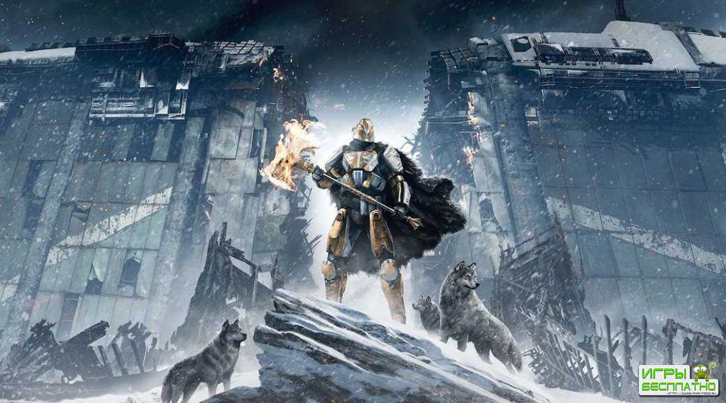Демонстрация первой сюжетной миссии из Destiny: Rise of Iron