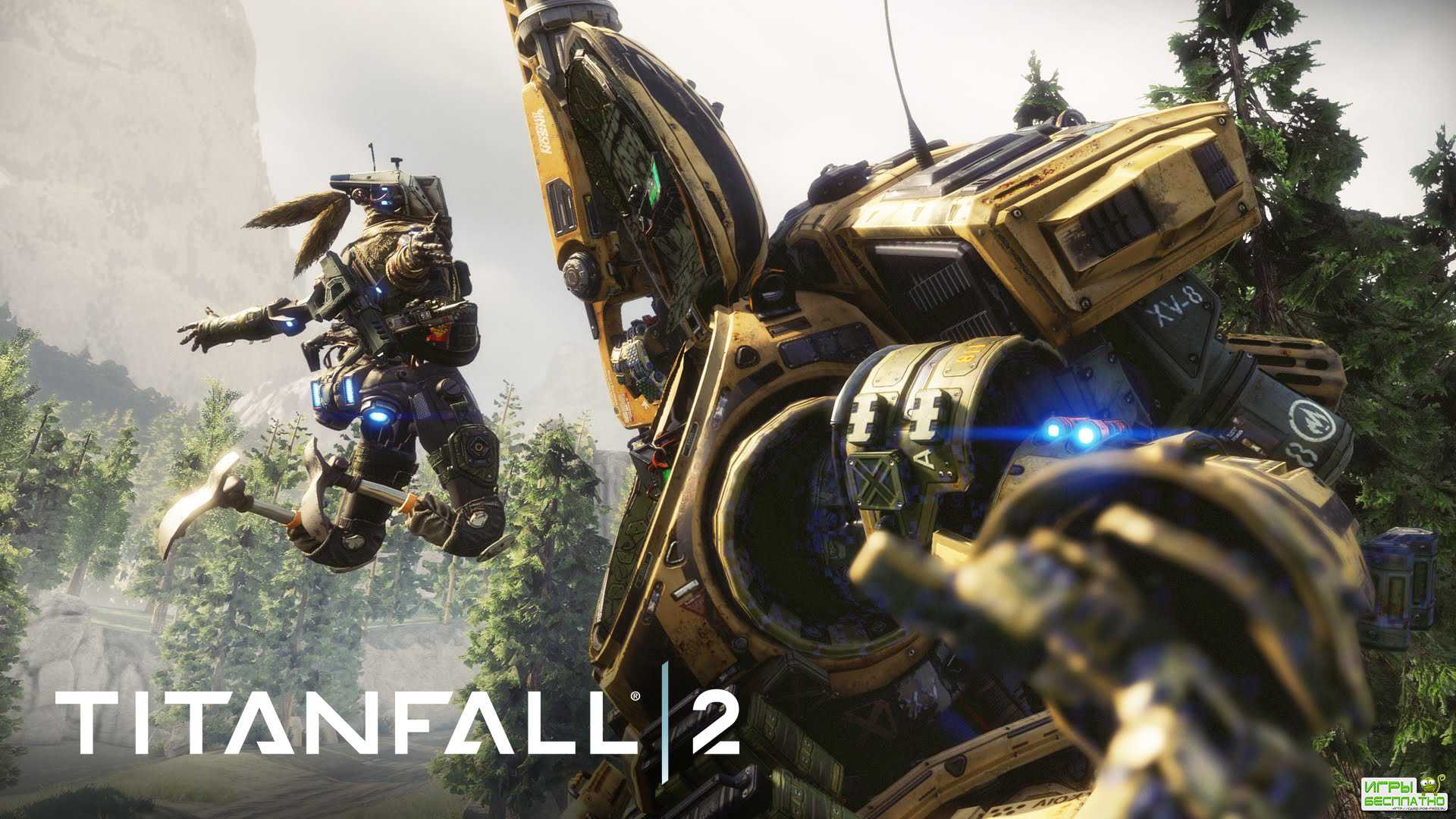 Titanfall 2: CTF Gameplay on 'Black Water Canal' Map