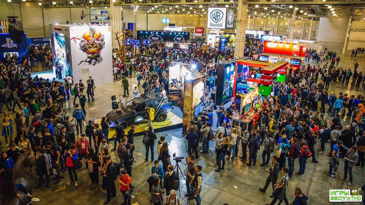 «ИгроМир 2016» посетили 163 тысячи человек