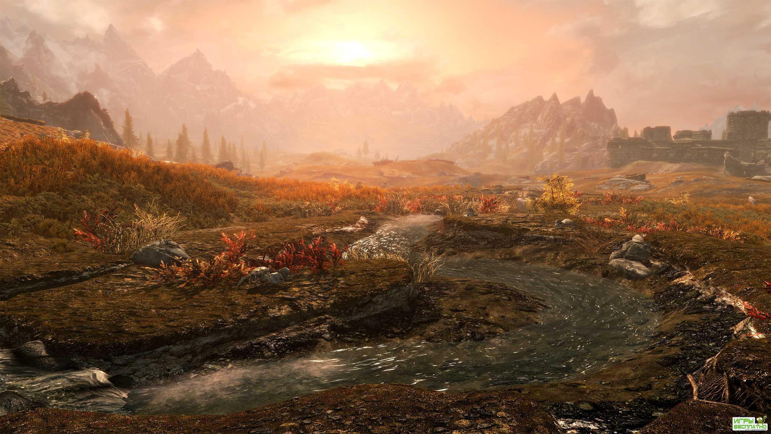 Skyrim и Fallout 4 получат улучшенную графику и нативное 4K-разрешение