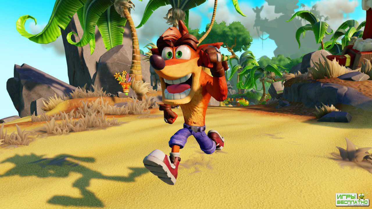 Crash Bandicoot получила переиздание