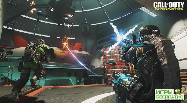 Call of Duty: Infinite Warfare еще побудет в бете
