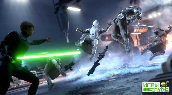 Продолжение Star Wars: Battlefront выйдет следующей осенью